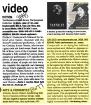"Shibori DVD review by Tom Budlong, Library Journal, issue Feb 15, '09, p82 ""Exceptionally well-made…Very Highly Recommended"" (full view)"