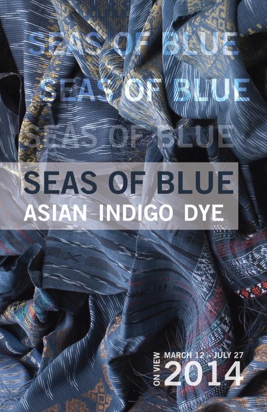 Seas of Blue now at the Charles B. Wang Center at Stony Brook University