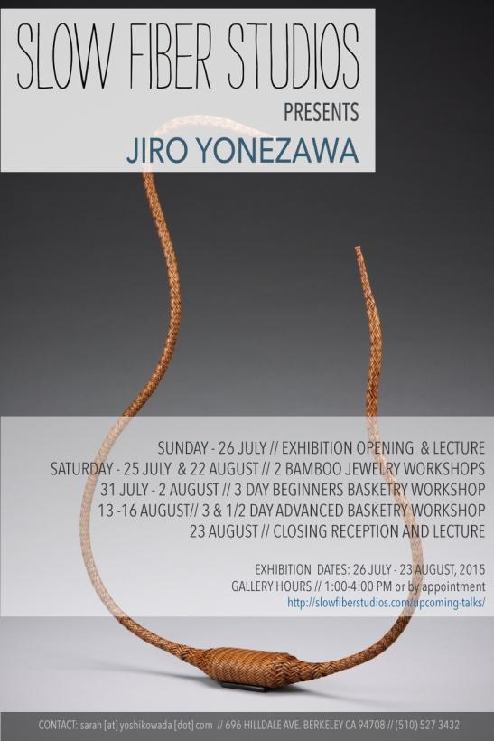 SFS Jiro Yonezawa Poster_4.13.15