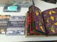 Anna Lisa's Arashi DVDs and Chinese Knotting book