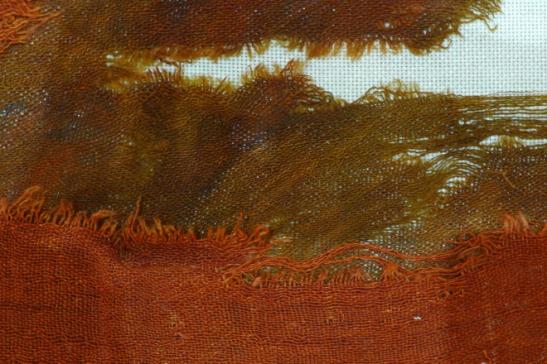 Wool textile, Xinjiang Regional Museum