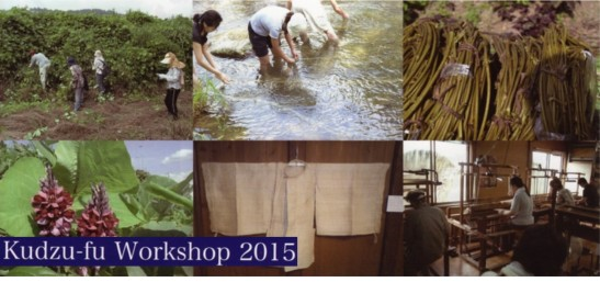 Kudzu-fu workshop