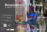 20150827 Renaissance of Fashion