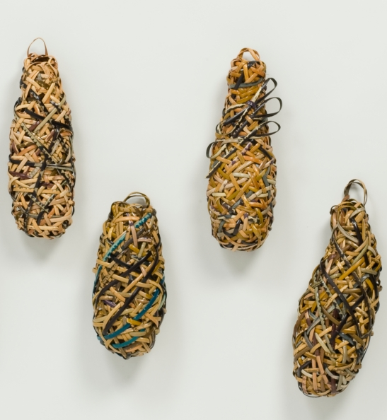 4 Hanging Baskets