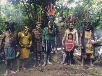 Los Diablos - Boruca, Costa Rica